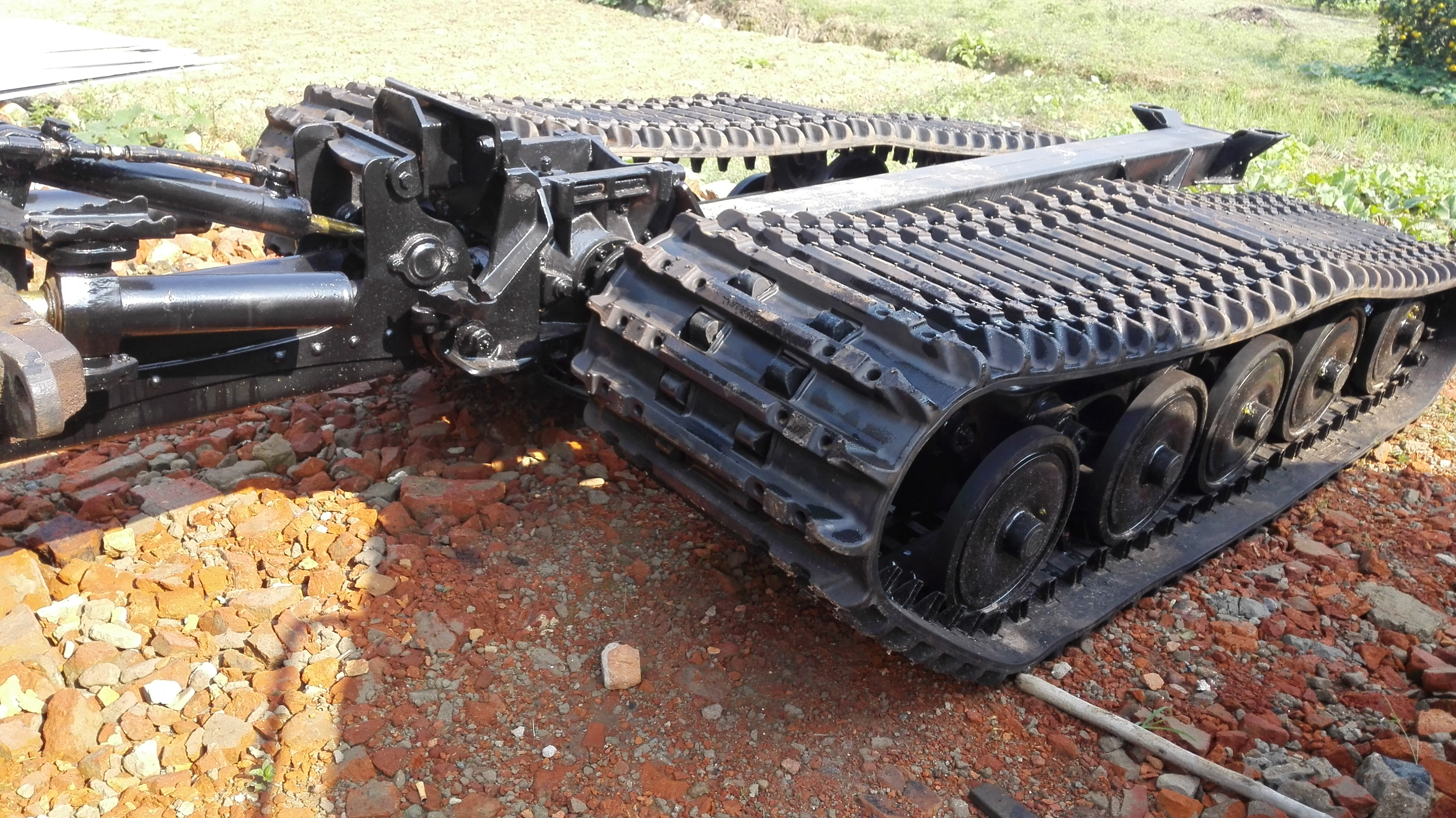 Garden Tractor Track Drive Kit : Reliable bv tracks manufacturer