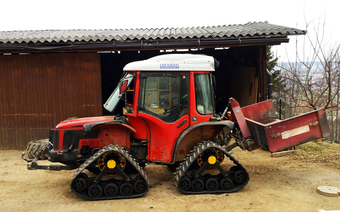 Tractor Track System : Viariety rubber track system for different suv terrains